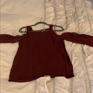NWT Cute Juicy Couture Blouse